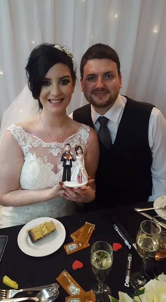 Claytastic Cake Toppers