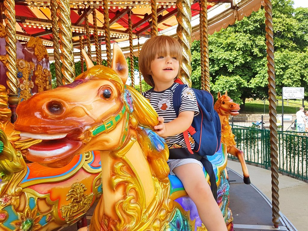 Half Term Fun At Wicksteed Park