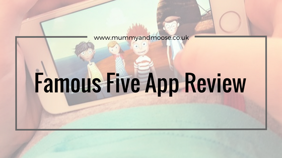 Kuato Famous Five Adventure Game Review