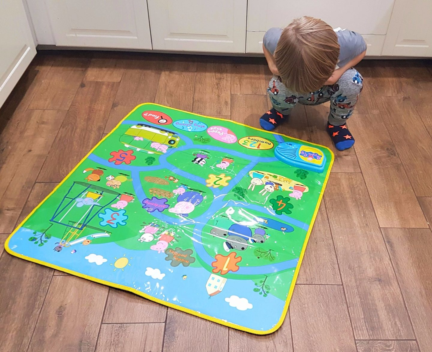 peppa pig play mat review