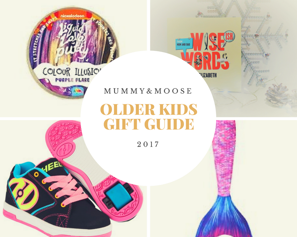 Gifts for Older kids 2017