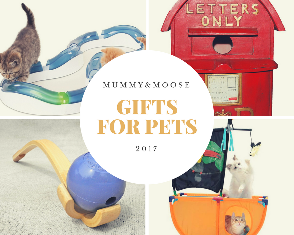 Pets Christmas Gift Guide 2017