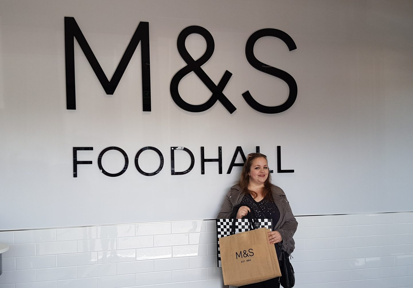 M&S Foodhall Opens in Bourne
