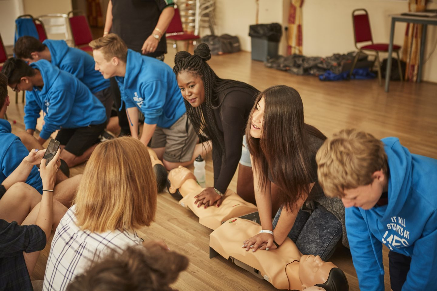ncs first aid