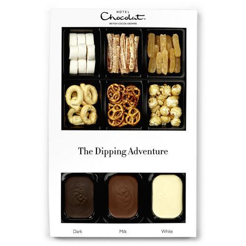 hotel chocolat dipping box