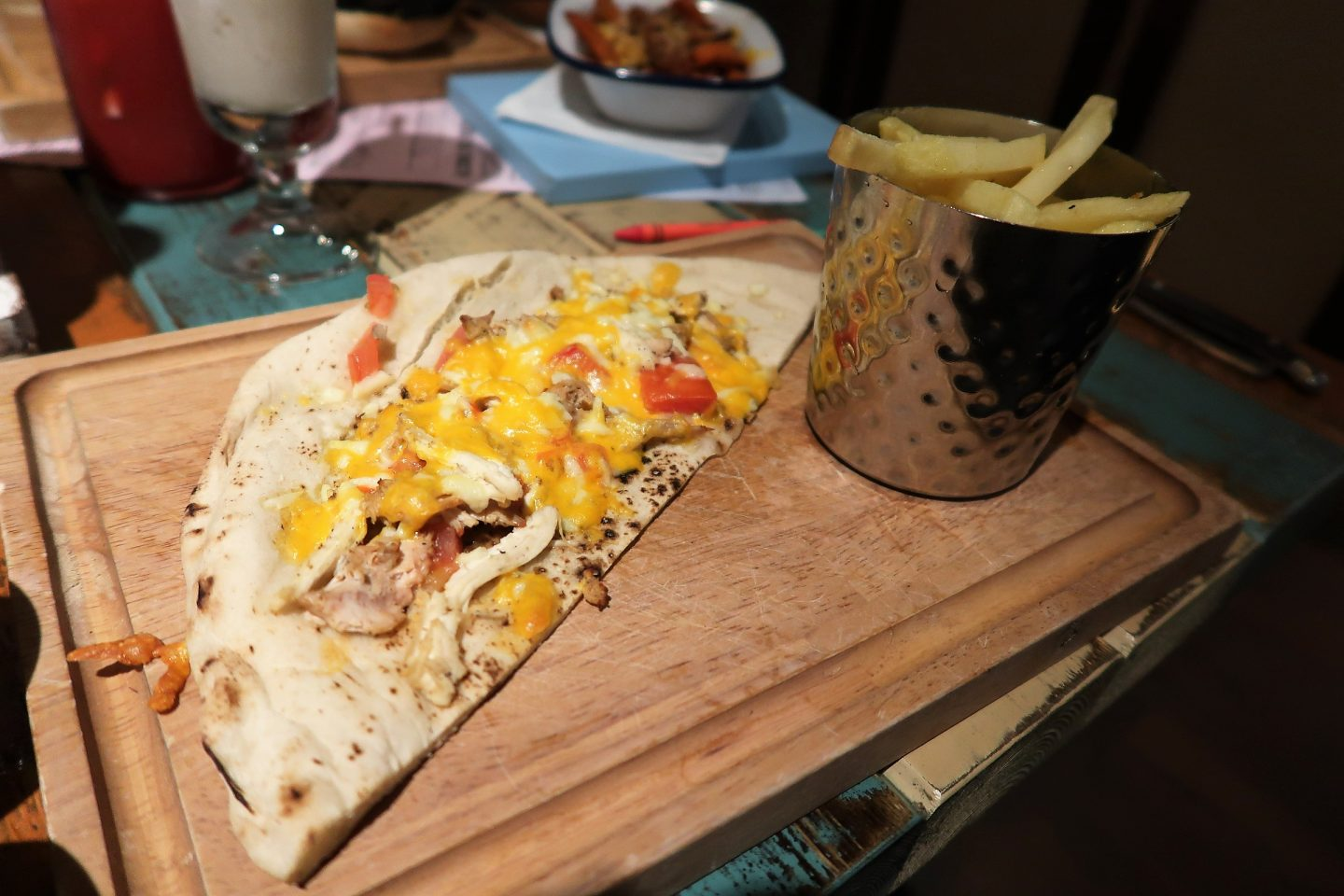 turtlebay flatbread