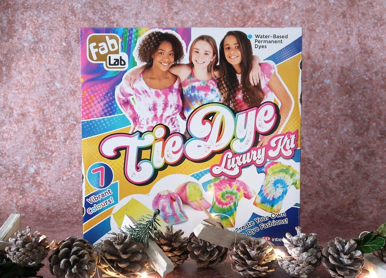 a tie dye gift