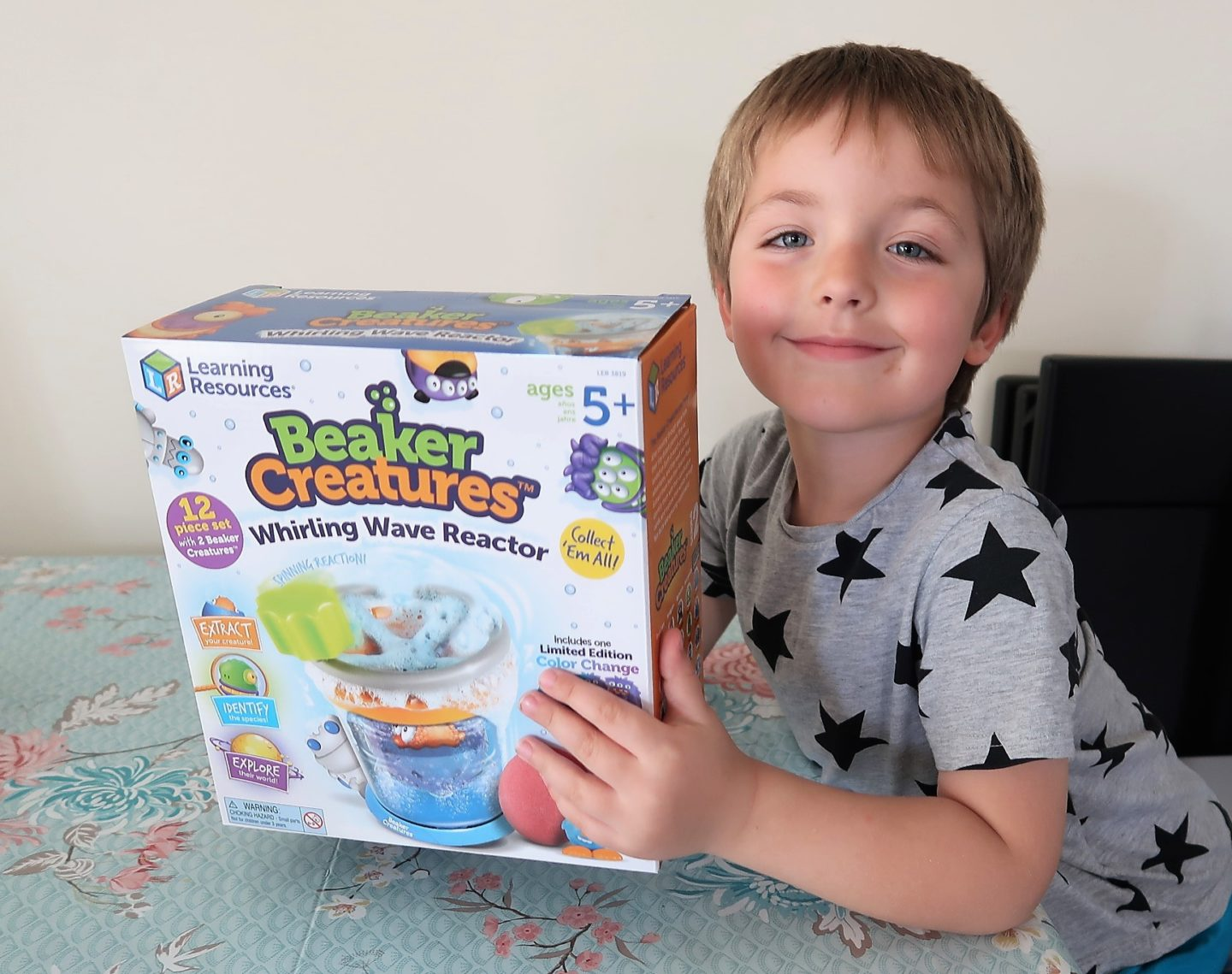 Beaker Creatures Whirling Wave Reactor Review and Giveaway   Ad