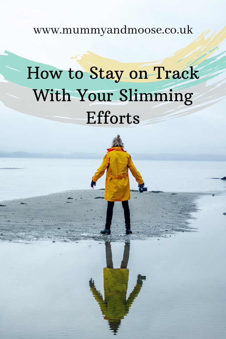 How to Stay on Track With Your Slimming Efforts