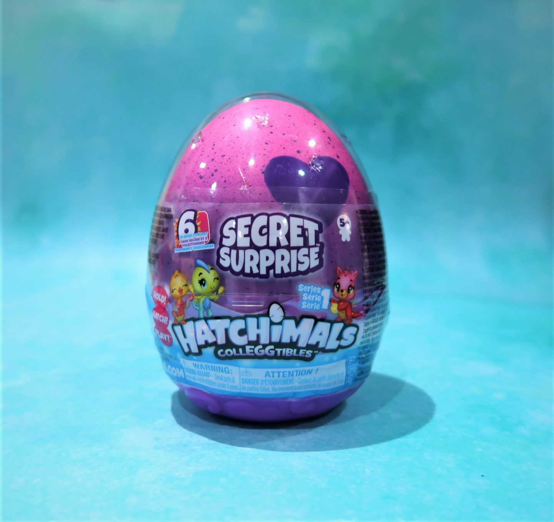 Hatchimals CollEGGtibles Secret Surprise review
