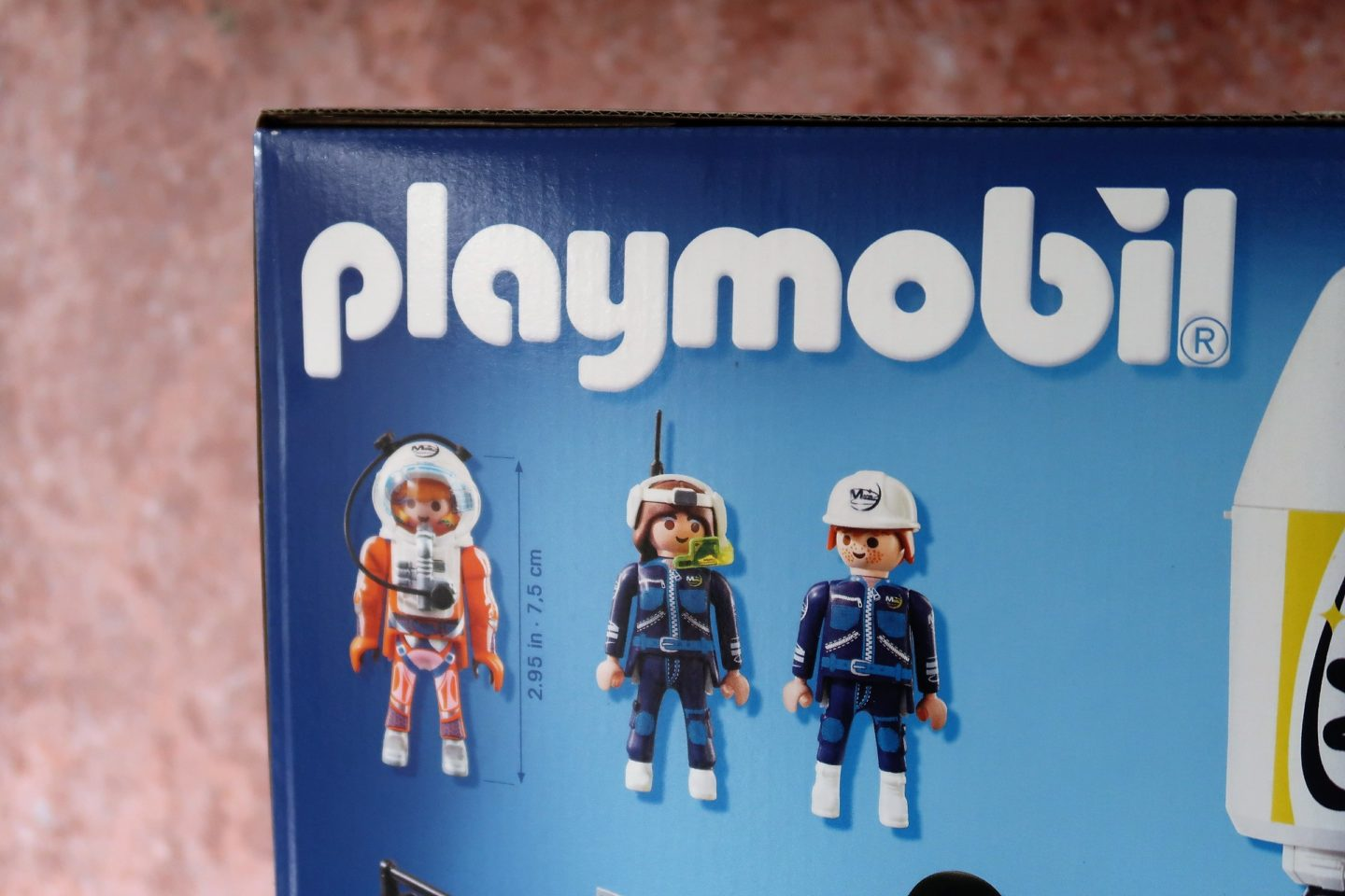 playmobil rocket