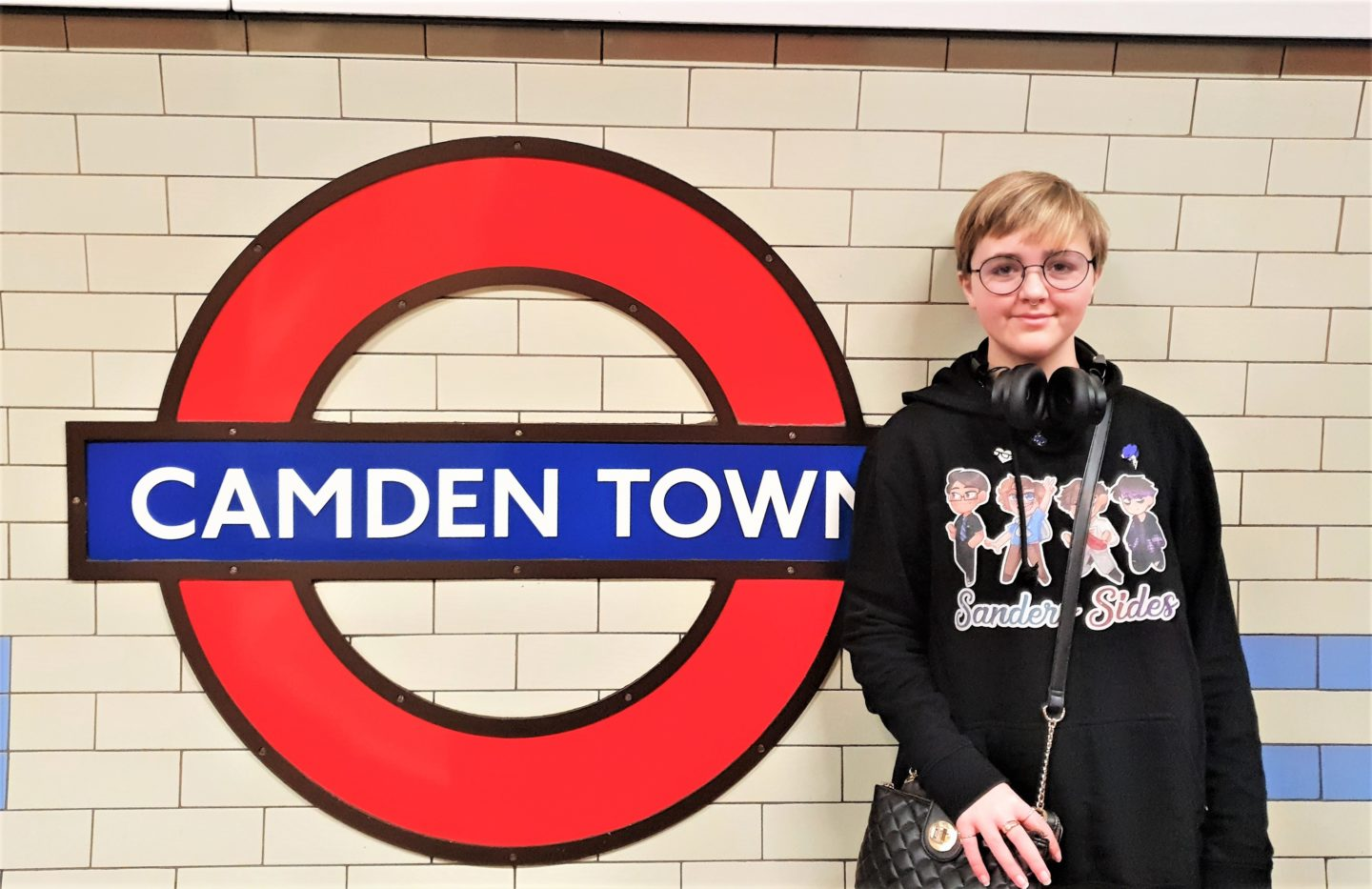 Camden and a new homework project – Living Arrows week 10 2020
