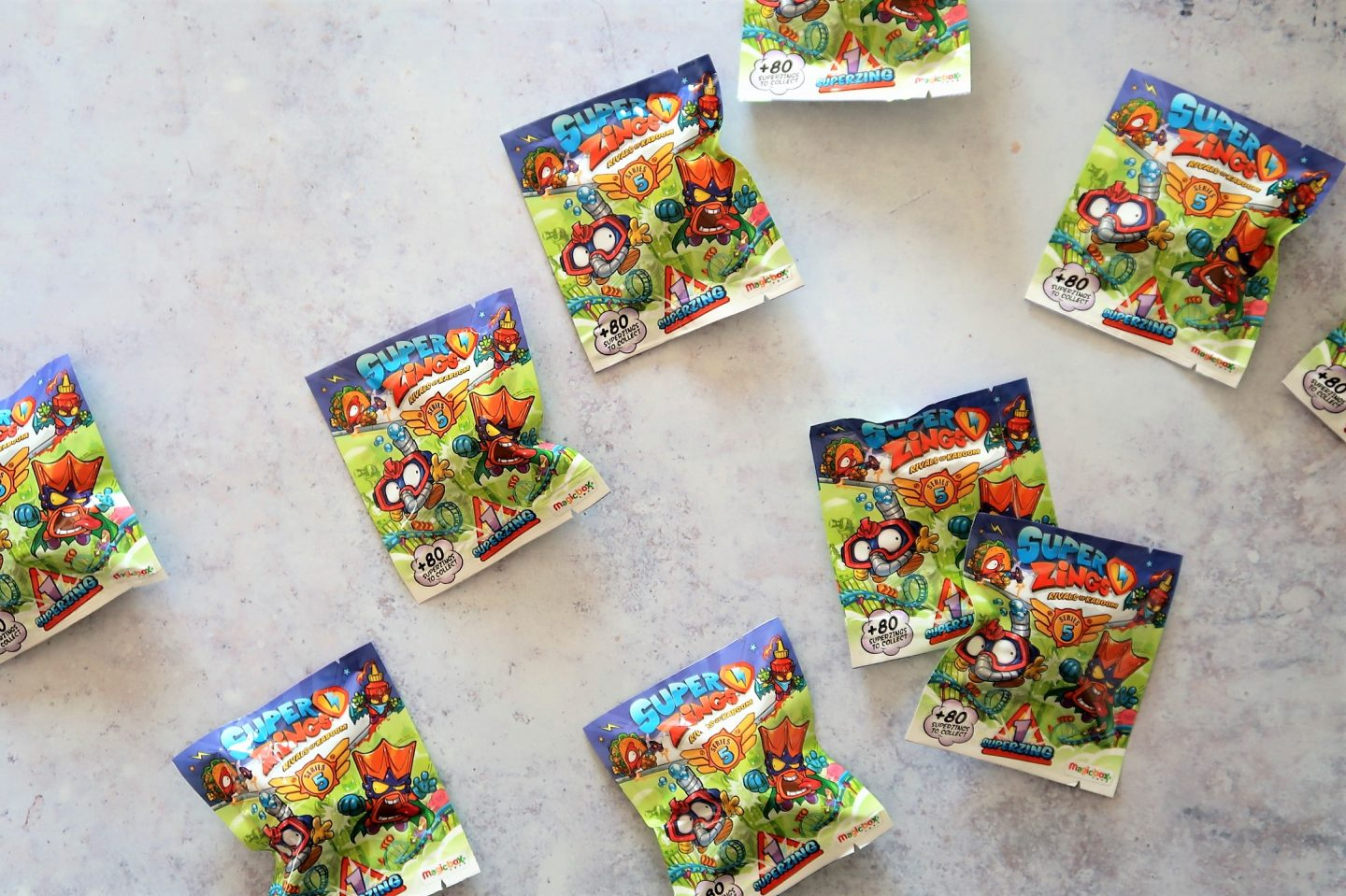 superzings blind bags